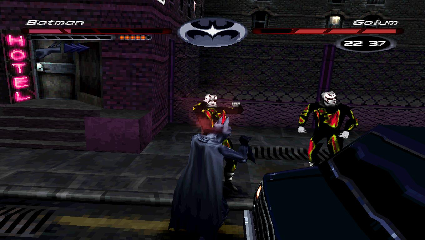 Batman Games, play them online for free on GamesXL.